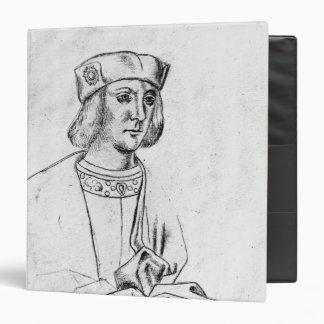 Henry VII  king of England Vinyl Binders