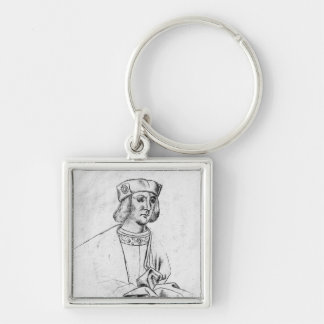 Henry VII  king of England Key Chains