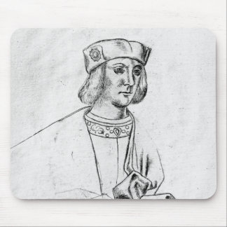Henry VII king of England Mouse Pad