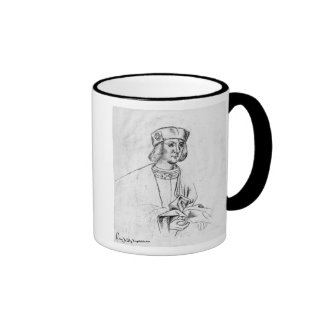 Henry VII  king of England Mugs
