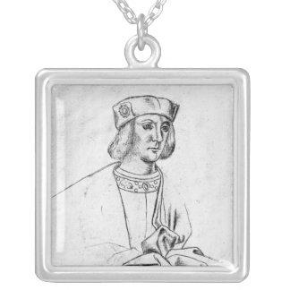 Henry VII  king of England Custom Necklace