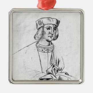 Henry VII  king of England Ornaments