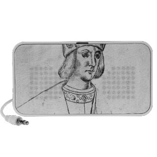 Henry VII  king of England Travelling Speakers