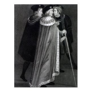Henry VII Postcard