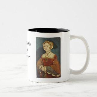 Henry VIII & Jane Seymour Mug