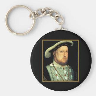 Henry VIII Keychain