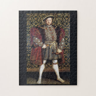 Henry VIII Portrait Jigsaw Puzzle