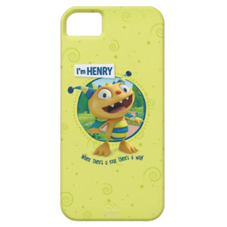 Henry - Where there's a roar there's a way! iPhone 5 Case