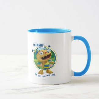 Henry - Where there's a roar there's a way! Mug
