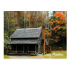 Henry Whitehead Place - Cades Cove Postcard