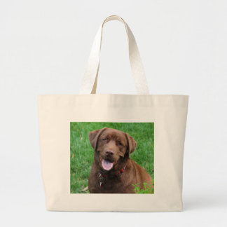 Henry's Waiting Large Tote Bag