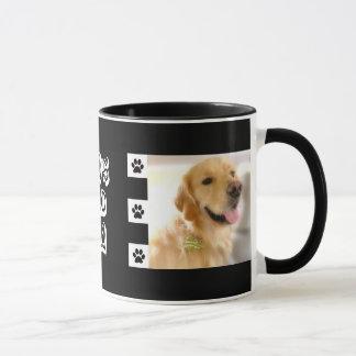 Henry's World Today Golden Retriever Mug
