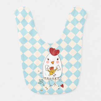 Henscratch Baby Bib