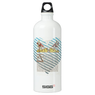 Heorhiy Narbut-How mice buried the cat SIGG Traveler 1.0L Water Bottle