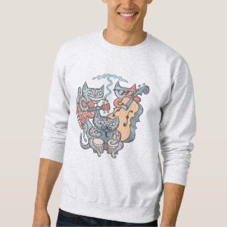 Hep Cat Band Sweatshirt