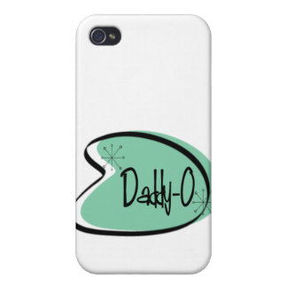 Hep Daddy-O for Father's Day iPhone 4 Covers
