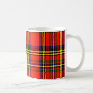 Hepburn Scottish Tartan Coffee Mug