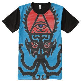 Hephzibah Occult Trump Symbol All-Over-Print T-Shirt