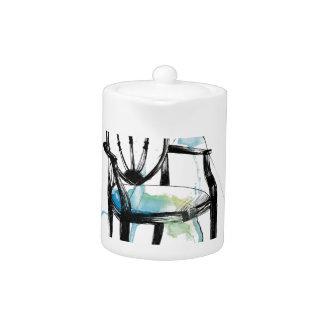 Hepplewhite Chair - Watercolor