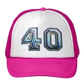 Her 40th Birthday Party Trucker Hat