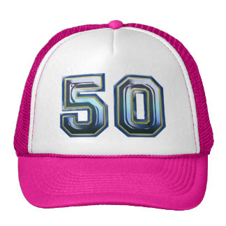 Her 50th Birthday Party Trucker Hat