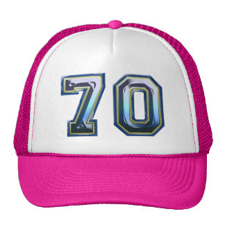 Her 70th Birthday Party Trucker Hat