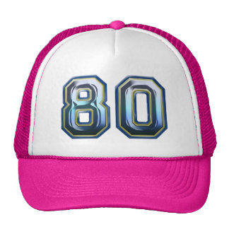 Her 80th Birthday Trucker Hat