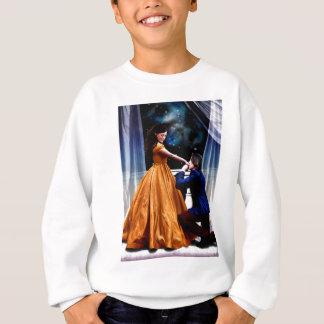 Her Beast and His Beauty Sweatshirt