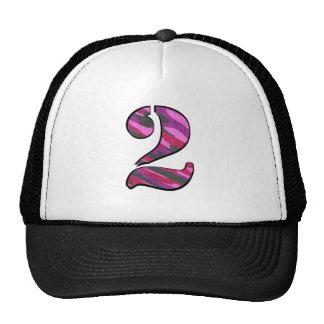 Her Camo Numbered Series Trucker Hat
