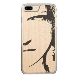 Her Carved iPhone 8 Plus/7 Plus Case