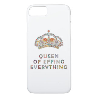 Her Daily Motivation iPhone 7 Case