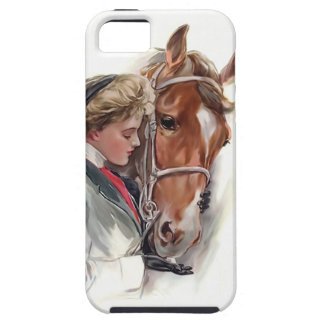 Her Favorite Horse iPhone 5 Cases