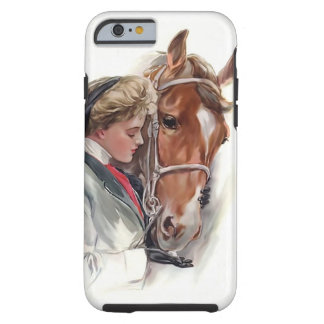 Her Favorite Horse Tough iPhone 6 Case