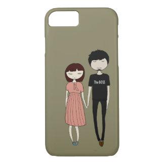 Her Favorite Man at Work iPhone 7 Case