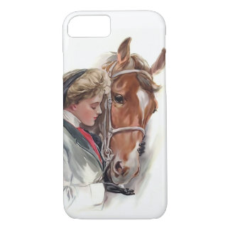 Her Favourite Horse iPhone 8/7 Case