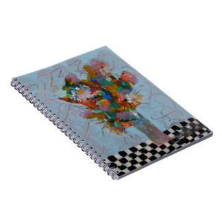 Her Flower Garden Notebook