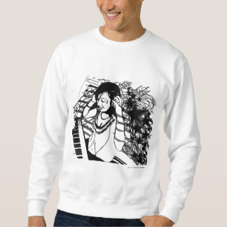 Her Life, Her Music Sweatshirt