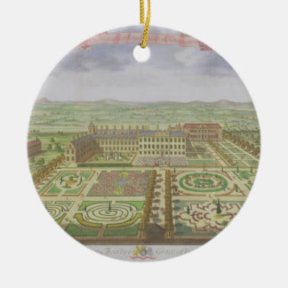 Her Majesty's Royal Palace at Kensington, from 'Su Round Ceramic Ornament