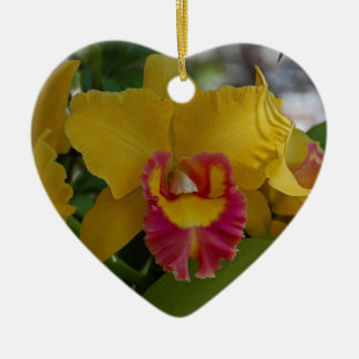 Her Perfection Ceramic Heart Ornament