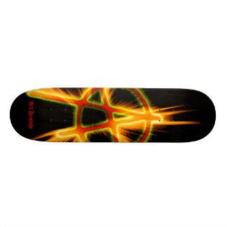 Her Revenge Anarchy skateboard