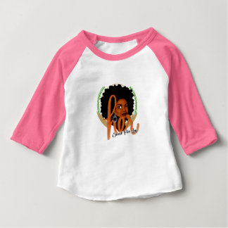 Her Sweet Par-lay Baby T-Shirt
