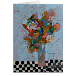 Her Wild Flowers Card