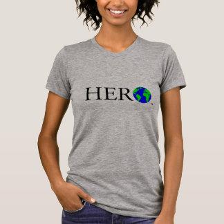 Her World HERO T-shirt
