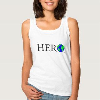 Her World HERO Tank Top