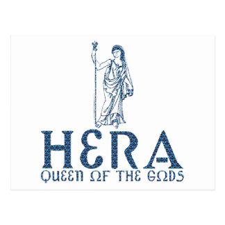 Hera Postcard