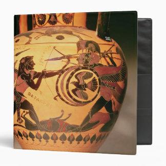 Heracles fighting Geryon Binder