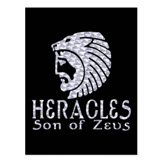 Heracles Postcard