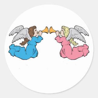 Herald Angels Sticker