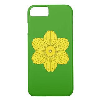 Heraldic Daffodil iPhone 8/7 Case
