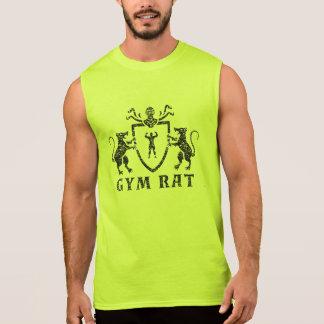 Heraldic Gym Rat Sleeveless T-Shirt